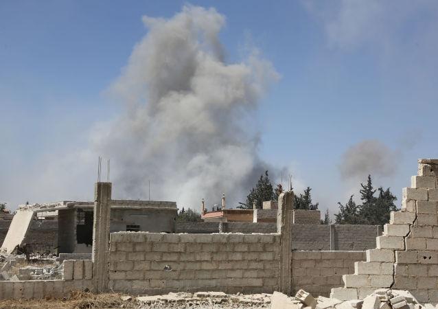 世衛組織發言人:敘利亞杜馬鎮目前沒有世衛組織專家