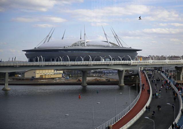 圣彼得堡运动场