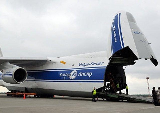 媒体曝俄罗斯将停止向北约提供安-124运输机