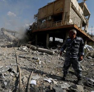 阿薩德稱中國、俄羅斯和伊朗為敘利亞盟友