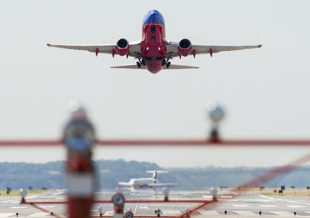 美国西南航空公司(Southwest Airlines)客机