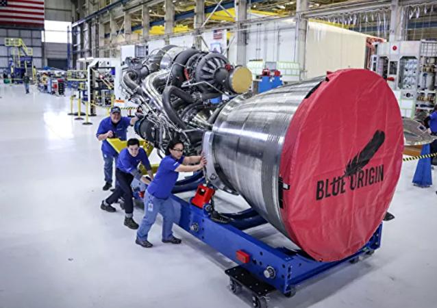 美BE-4火箭引擎改进型亮相 将成俄RD-180强劲对手