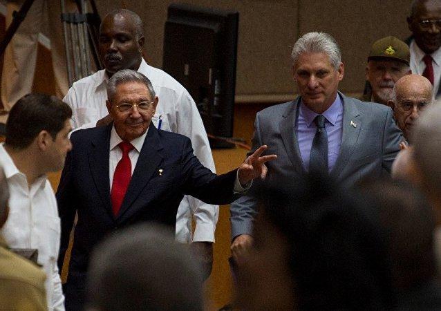 俄外交部:后卡斯特罗时代将继续保持与古巴的战略伙伴关系