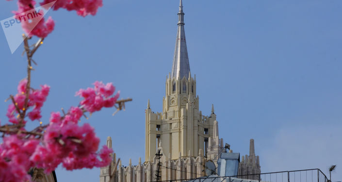 俄外交部:莫斯科希望朝韩首脑会谈能有助于解决核问题