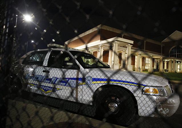 美国阿拉巴马州警方