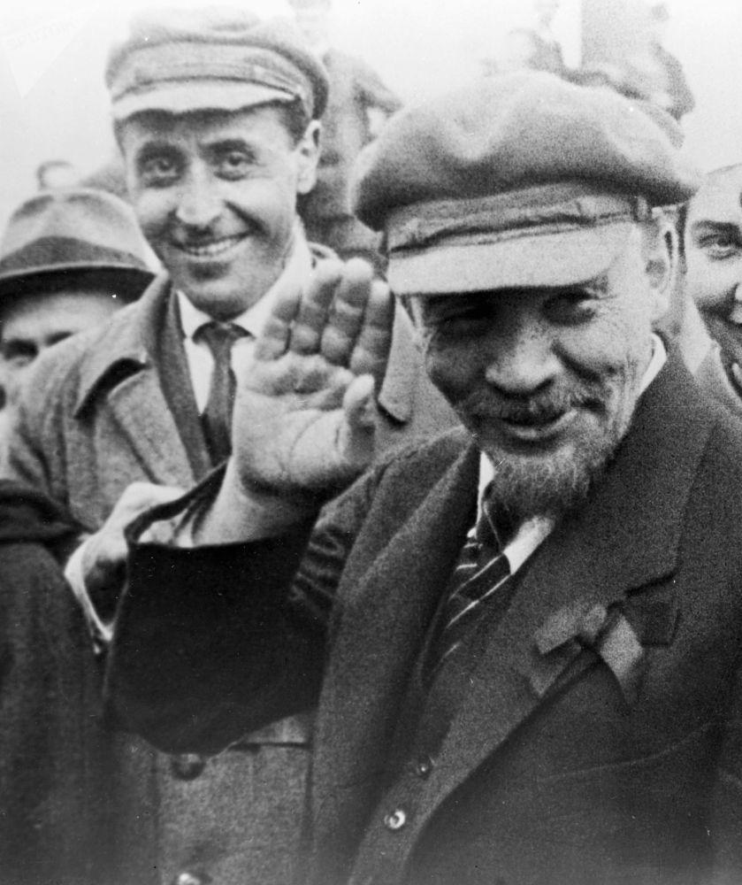 弗拉基米尔·列宁,莫斯科,1920年