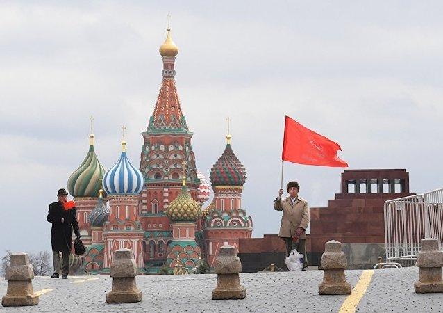 莫斯科红场列宁墓4月23日至5月14日将关闭参观