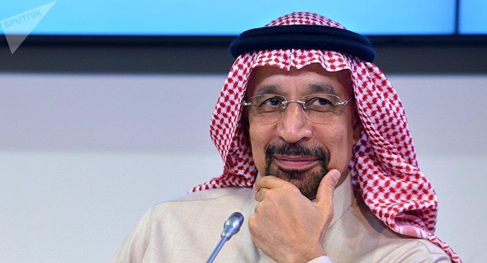 沙特能源部长