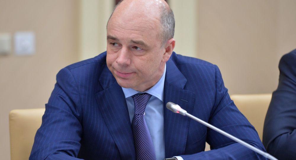 俄财长:如果美国不采取新的反俄制裁 卢布汇率将回到原来的水平