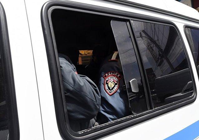 亚美尼亚国家安全局阻止恐怖袭击并逮捕爆炸策划人员