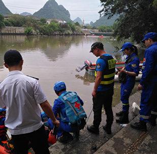 桂林龍舟翻船事件死亡人數升至17人