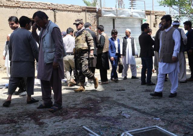 阿富汗首都两起爆炸已造成10死23伤