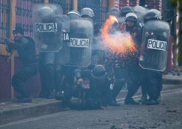 尼加拉瓜反政府抗议活动致30人死亡