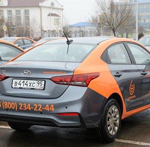 莫斯科外国游客世界杯前夕将可租借共享汽车