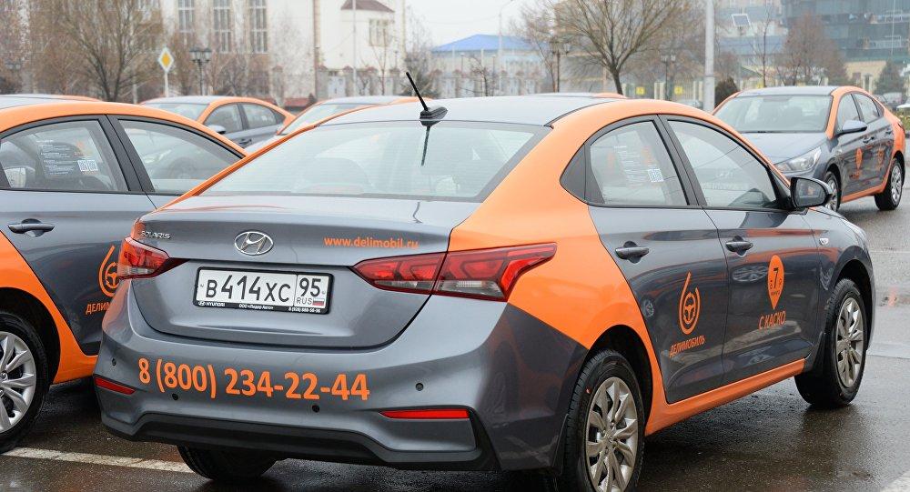 莫斯科外國遊客世界杯前夕將可租借共享汽車