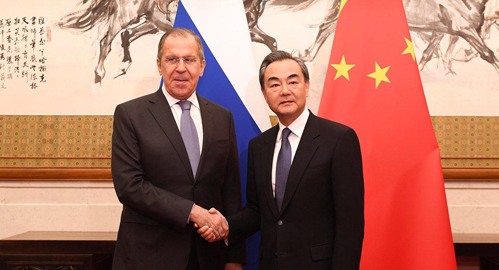 俄外長表示,俄中全面戰略協作夥伴關係是俄羅斯外交政策的關鍵方向