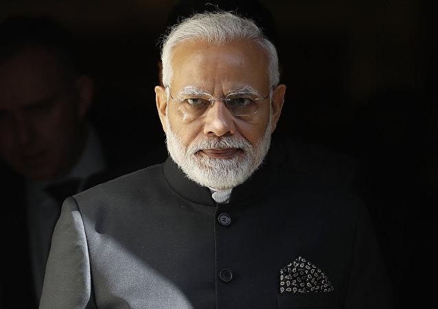 印外交部发言人:印度对俄方邀请莫迪作为主宾出席东方经济论坛表示欢迎