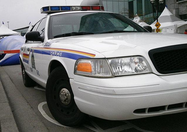 加拿大警车