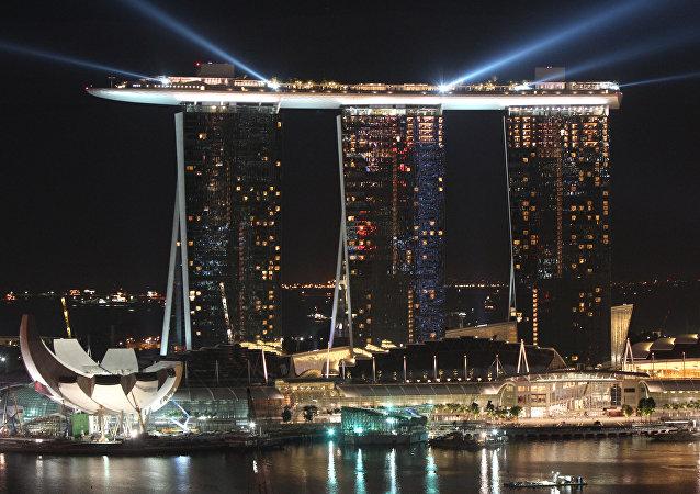 新加坡国会新吉祥物:带翅膀的小狮子