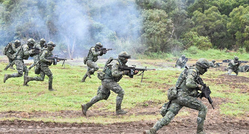 中国研制完成首套新型实战化战术卫勤训练指控系统