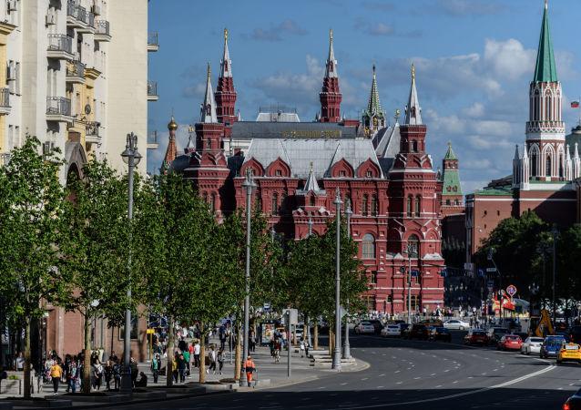 莫斯科,俄国家历史博物馆