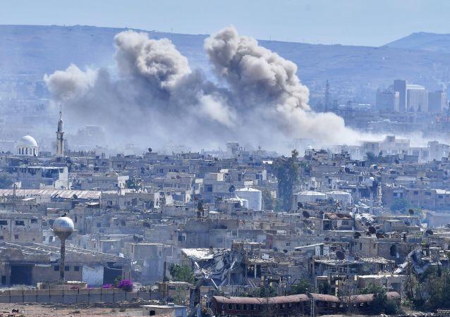 阿萨德估计重建叙利亚需要4000亿美元