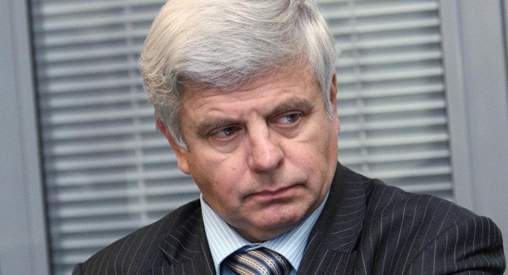 弗拉基米尔∙索洛维约夫