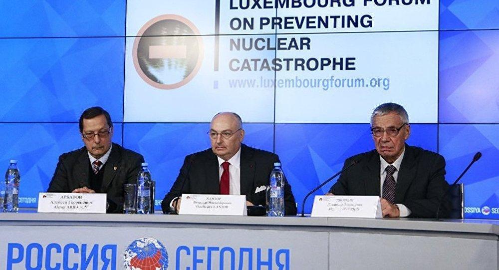 报告:美俄中新型非核武器加大核冲突的威胁