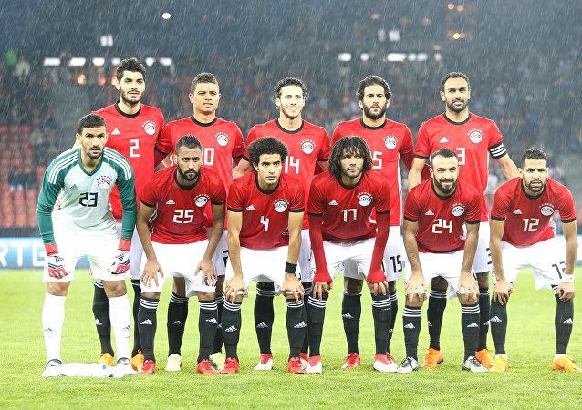 埃及足球隊員哈桑:應該把2018年俄羅斯世界杯的每場比賽當成決賽來踢