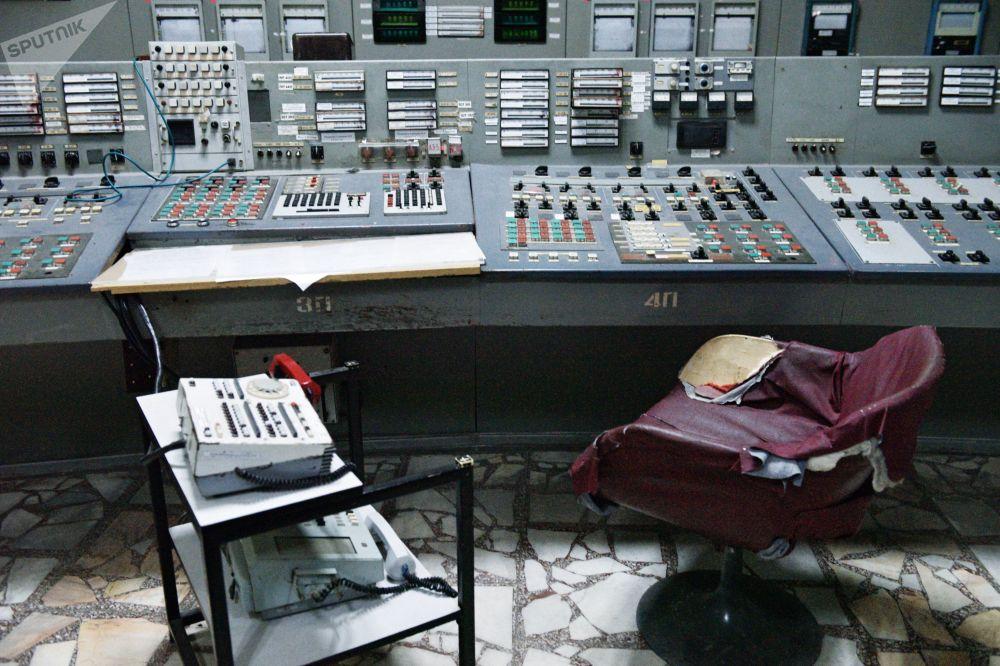 切尔诺贝利的第三个核电机组