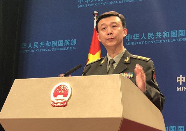 中国国防部:美方近期一系列错误言行破坏中美两军关系发展氛围