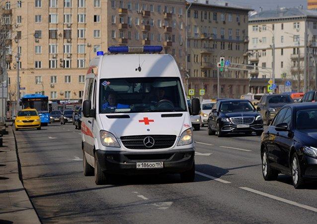 莫斯科救护车
