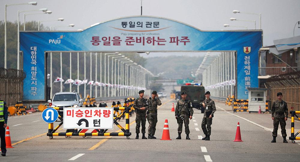 韩联社:朝鲜决定取消于5月16日跟韩国举行的高层会谈