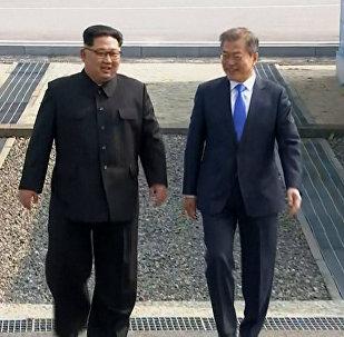 專家:朝韓首腦會談取得兩大突破