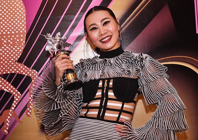 中国导演杨歌在柏林拍摄自我隔离期的爱情网剧