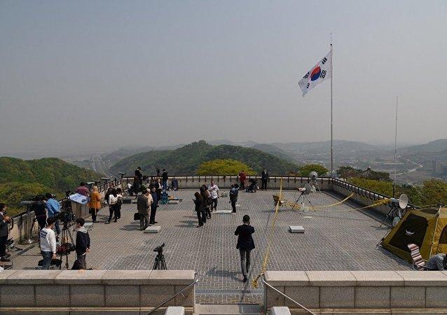 波蘭希望加強其在朝韓非軍事區的存在
