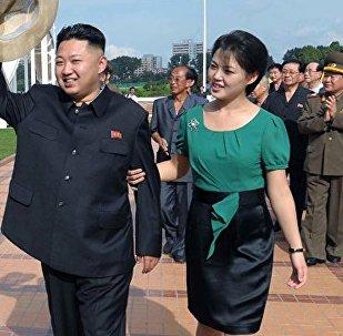 韓國政府:金正恩妻子將在晚宴時參加朝方代表團