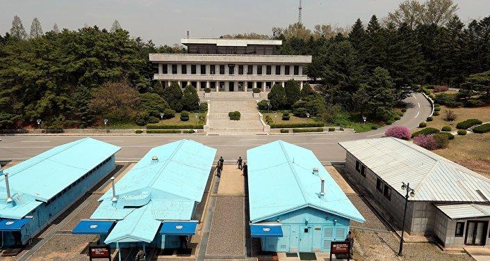 韩方为朝鲜单方面取消部长级会谈感到惋惜