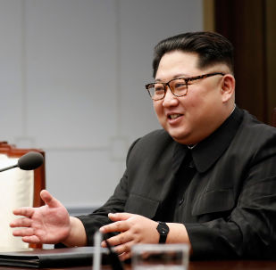 韓國總統府:金正恩承諾不使用武力