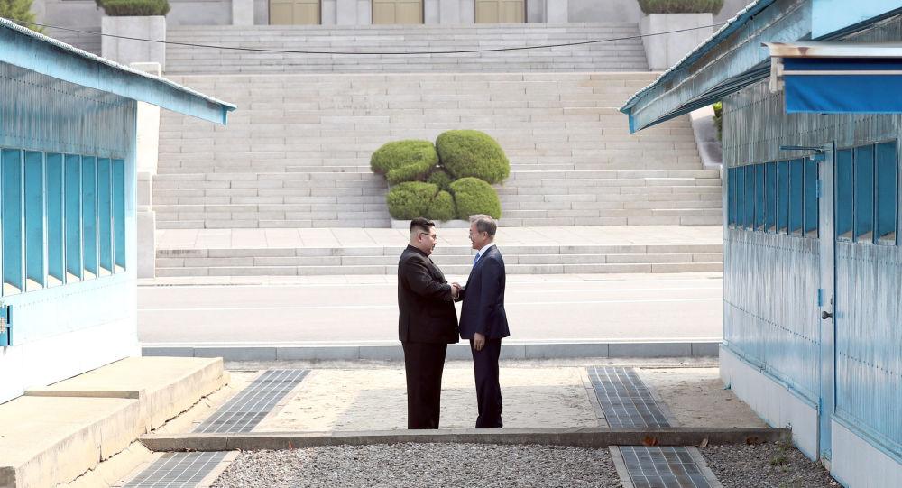 韓朝領導人將於6月1日舉行高層會晤