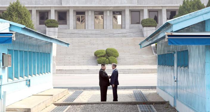 韩朝领导人将于6月1日举行高层会晤