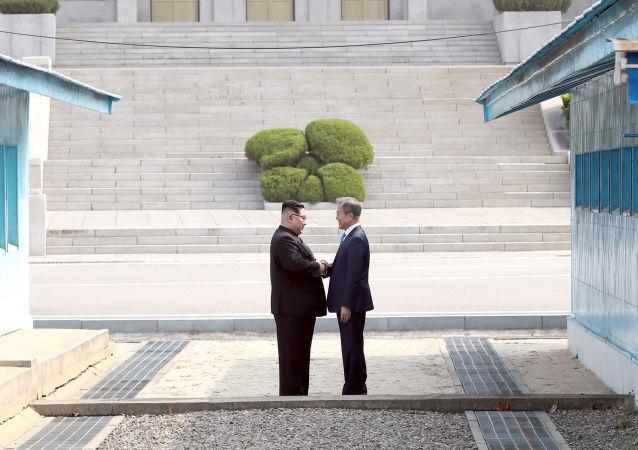 韩朝将于13日开始筹备新峰会