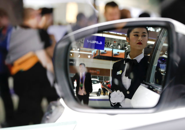 受疫情影响北京国际车展将延期举行