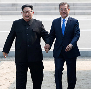 《板门店宣言》:朝鲜半岛不会再有战争,和平的新时代正在开启
