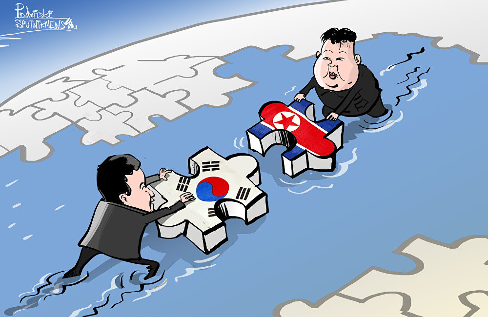 《板門店宣言》:朝鮮半島不會再有戰爭,和平的新時代正在開啓