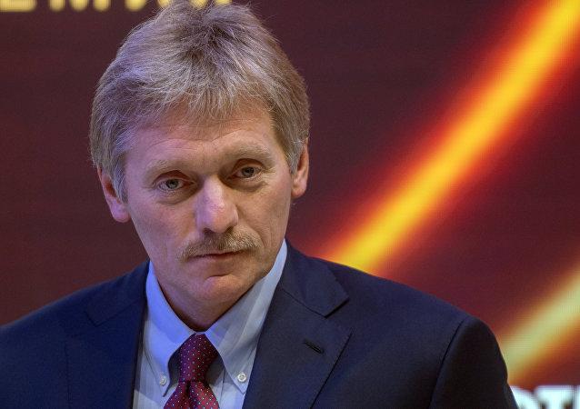 俄罗斯总统新闻秘书佩斯科