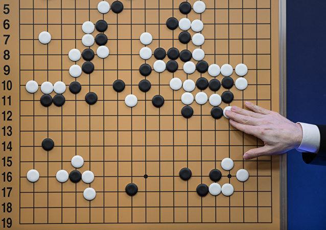 华媒:人机大战柯洁中盘负星阵 国产围棋AI生猛惹不起