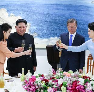 學者:朝韓首腦會晤釋放和平信號