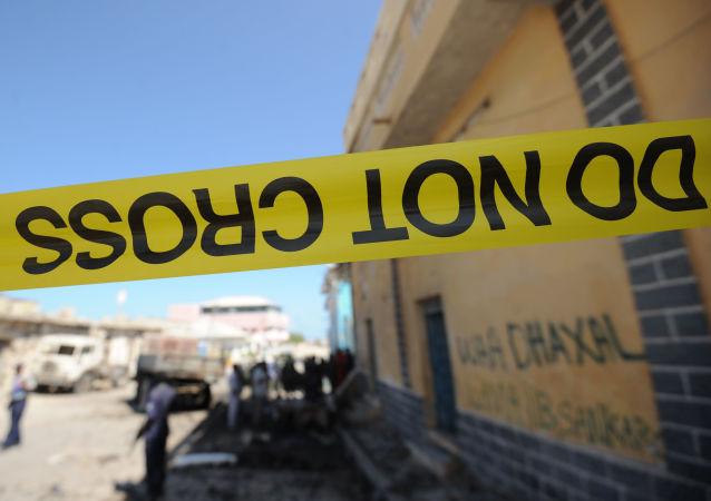 索马里发生自杀式爆炸袭击致4死6伤