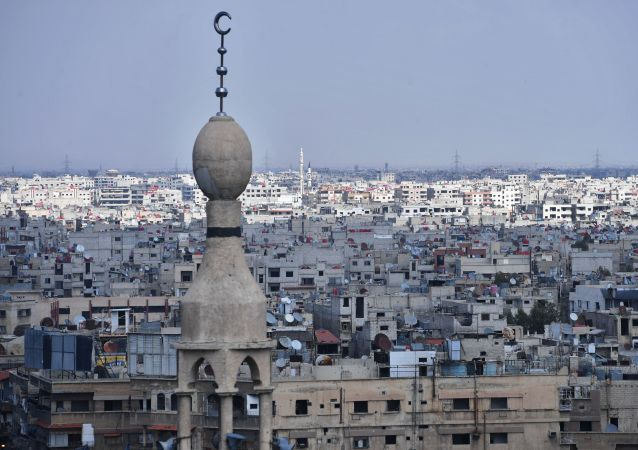 敘利亞大馬士革
